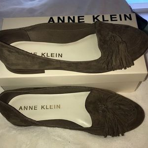 ANNE KLEIN dress loafers